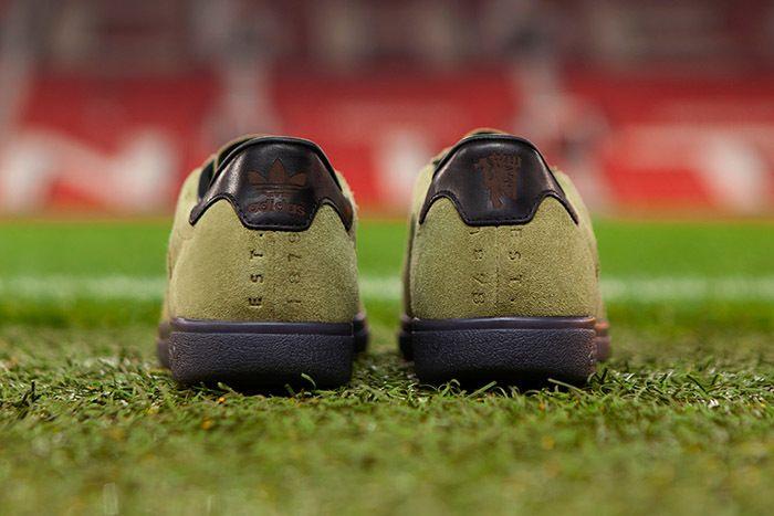Manchester United Adidas Newton Heath 3