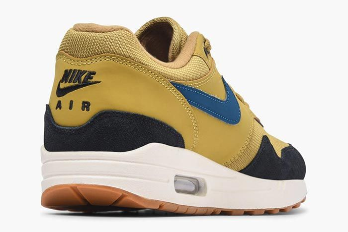 Nike Air Max 1 Golden Moss Release Date 4