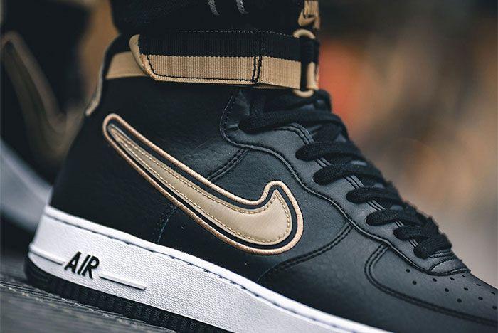 Nike Air Force 1 Ovo Night Raptors Sneaker Freaker2