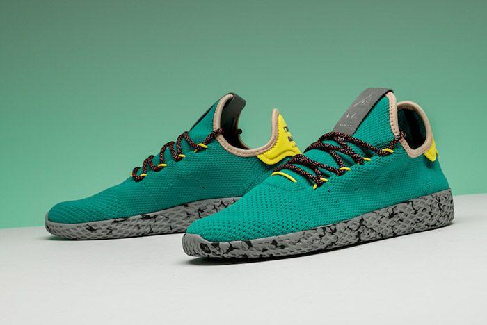 Adidas Pharrell Williams Tennis Hu 2