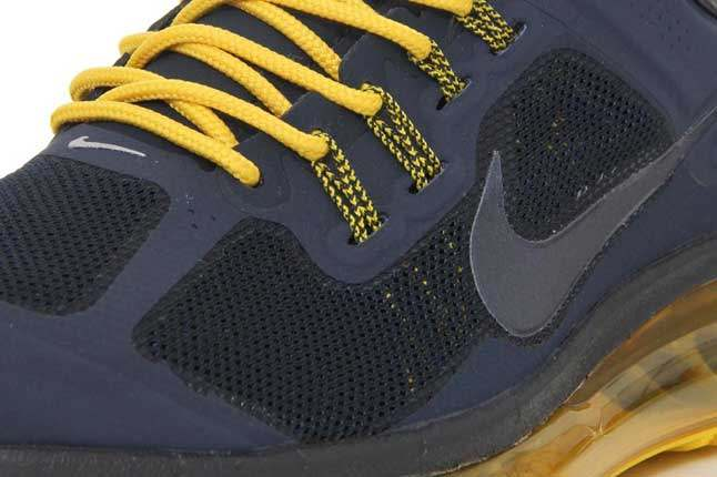 Nike Air Max 2013 Amthracite Yellow Detail 1