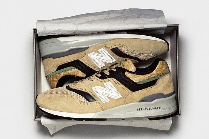 Thisisneverthat New Balance 997 Pfu Ii In Box