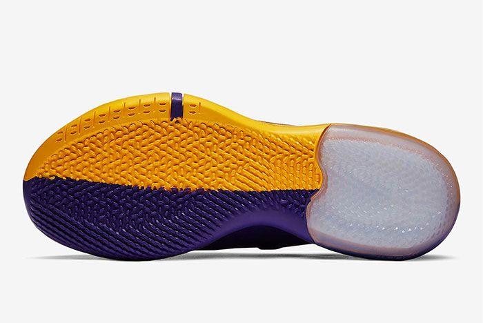 Nike Kobe Ad Lakers Gold Ar5515 700 1