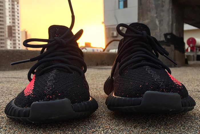 ' Core Black Red' Yeezy Boost 350 V2 2
