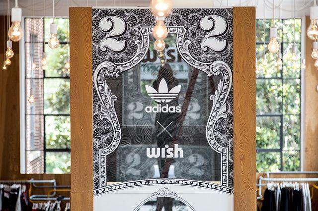 Look Inside Wish Atl Adidas Originals Installation 1