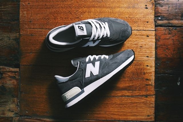 New Balance 990 Og Grey 1