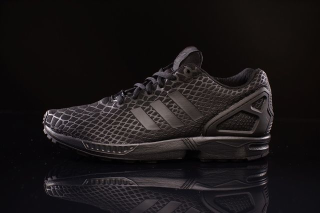 Adidas Zx Flux Techfit Black Snake 3