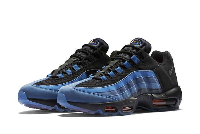 Nike Air Max 95 Lbj Game Time3