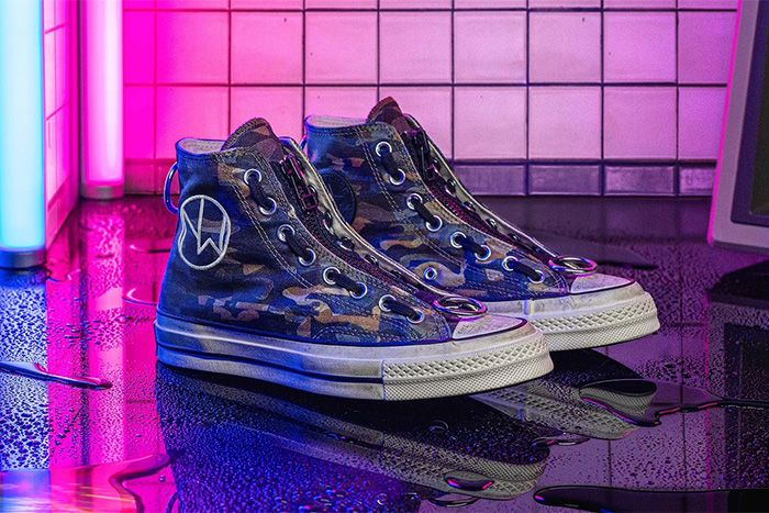 Undercover Converse Chuck 70 New Warriors Camo Release Date Hero