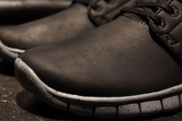 Nike Sb Stefan Janoski Max Leather Sewer 1