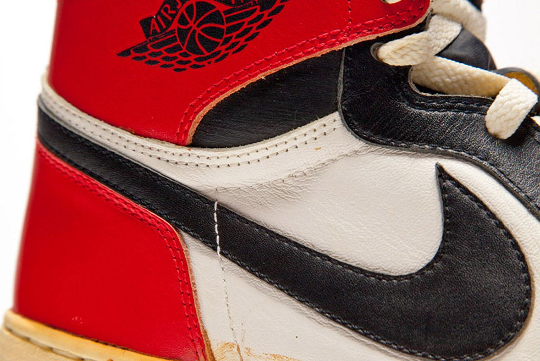 Air Jordan 1 Black Toe Prototype 4