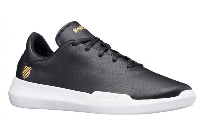 K Swiss Ceo Startup Sneaker Black On White