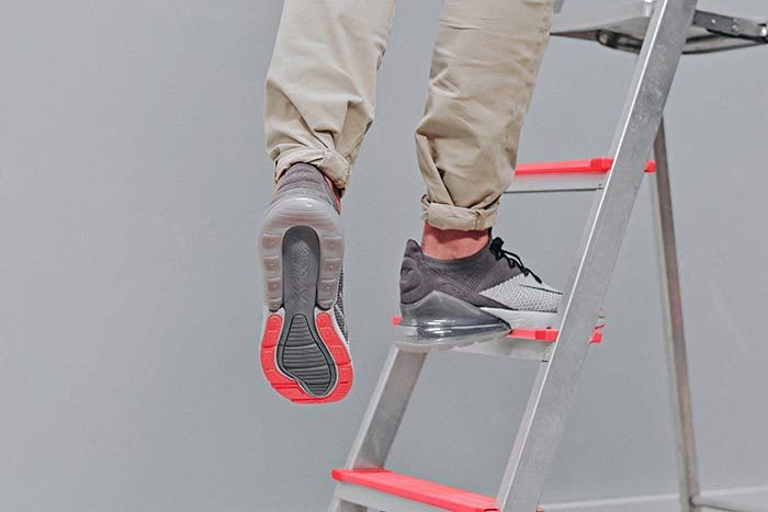 Nike Air Max 270 Flyknit Atmosphere Grey 2
