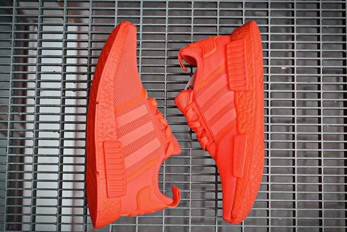 Adidas Nmd R1 Triple Red 3