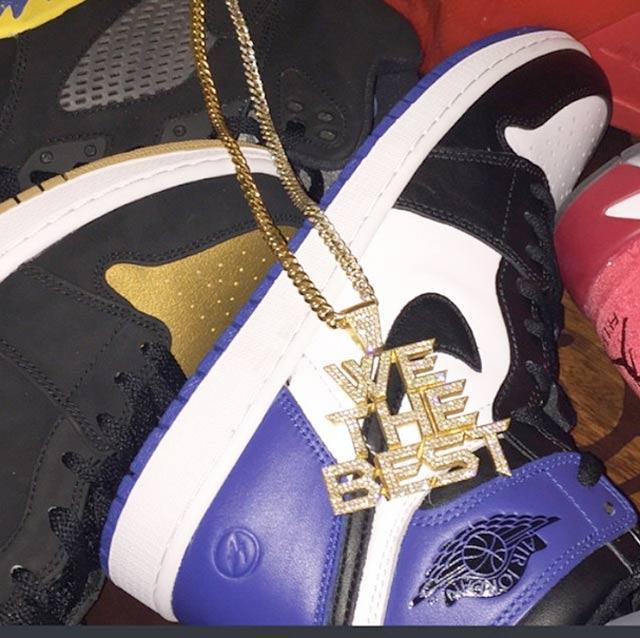 Sneaker Style Profile Dj Khaled 23