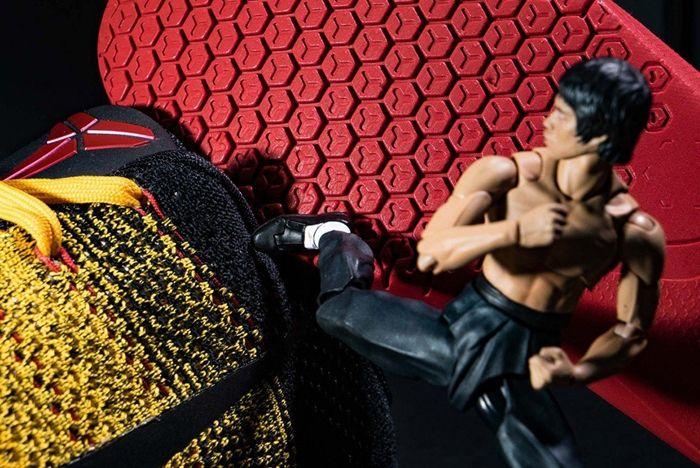 Nike Kobe 11 Bruce Lee 1