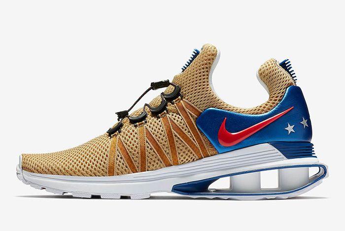 Nike Shox Gravity Olympic Ar1999 700 1