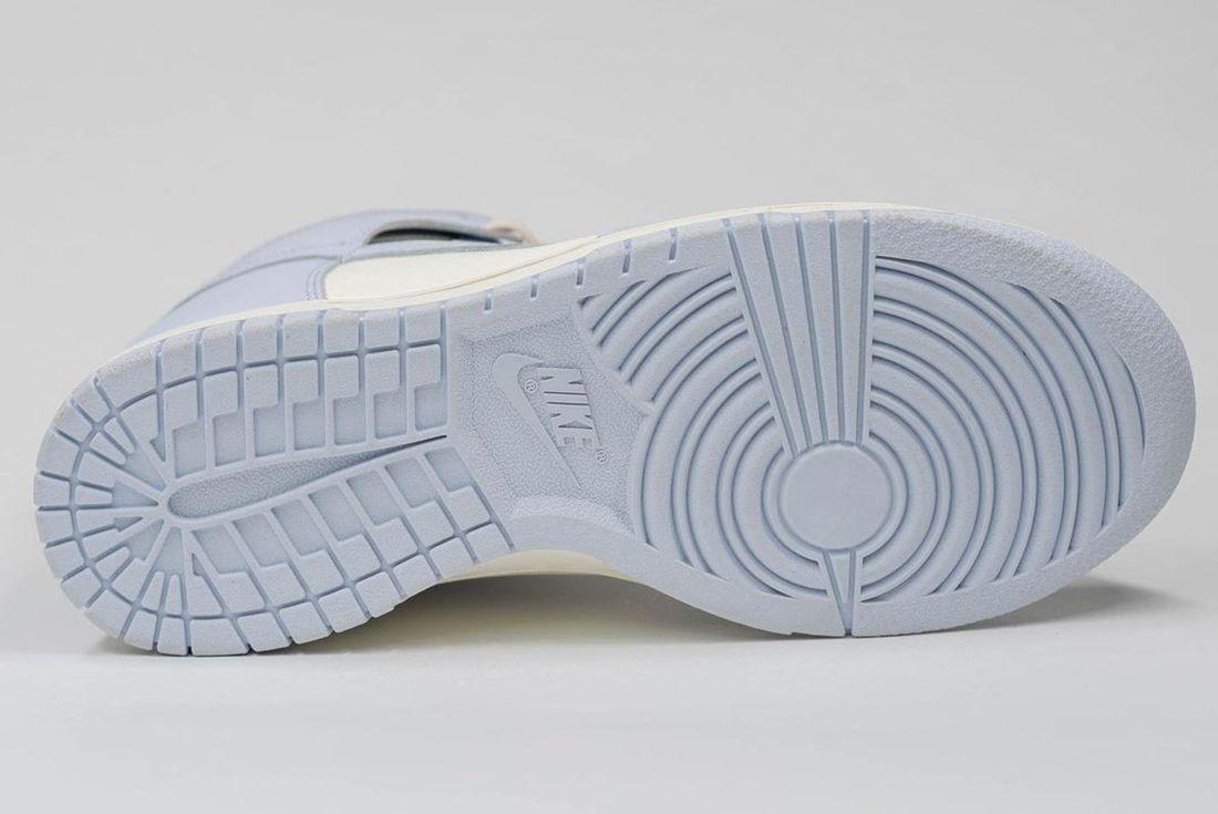 Nike Dunk High Football Grey 2021