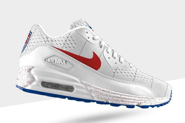 Nike Id – Air Max 90 Em National Pack 6