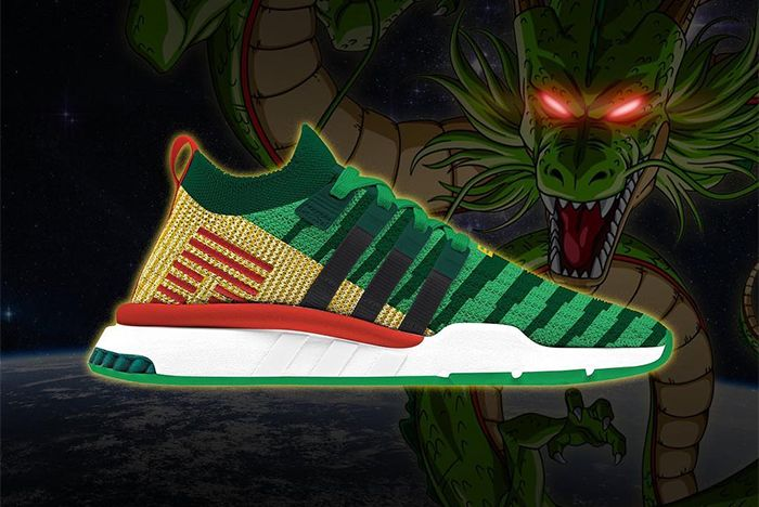 Dragon Ball Z X Adidas Vegeta 2
