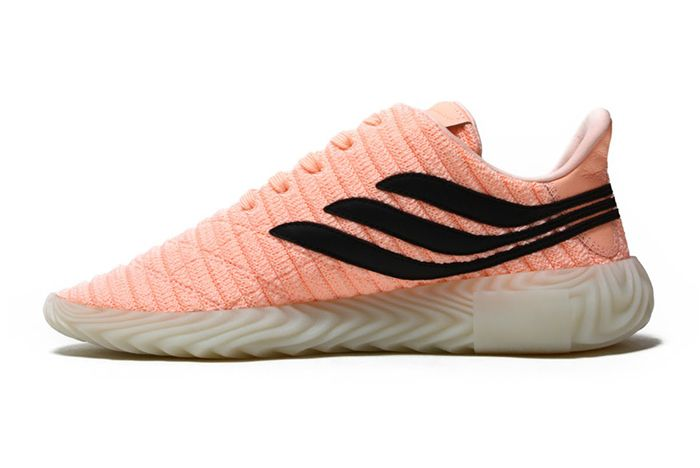 Adidas Sobakov Clear Orange 2