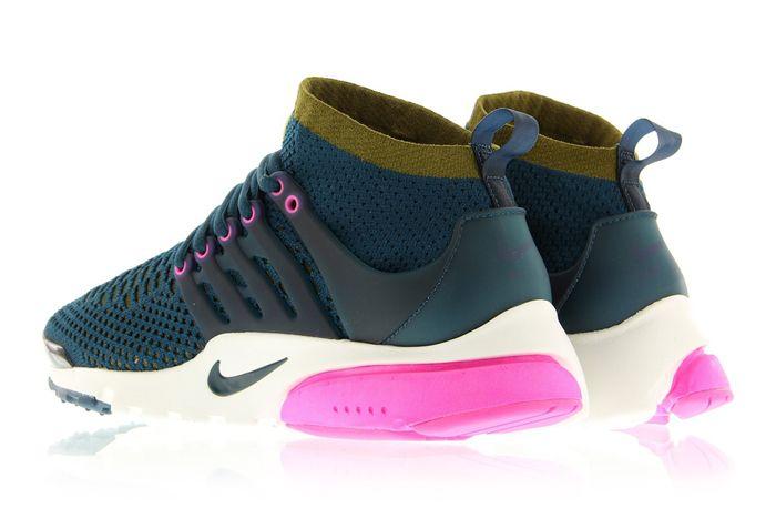 Nike Air Presto Flyknit Ultra Turquoise Blast1