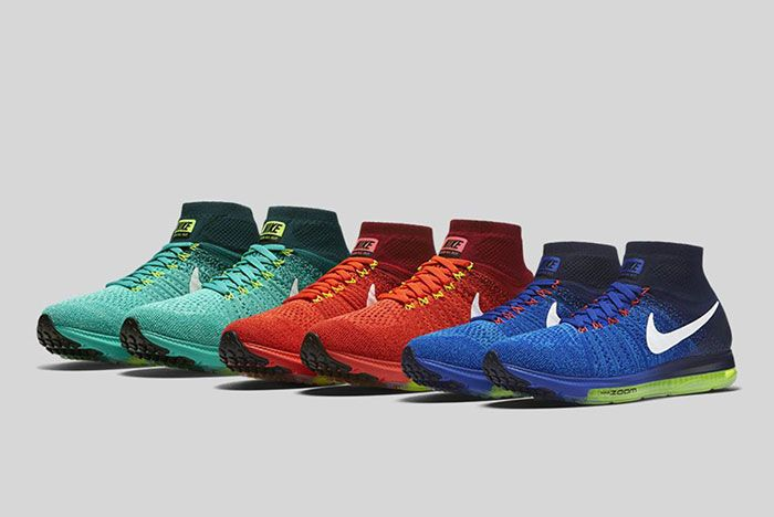Nike Air Zoom All Out Flyknit Pack 8