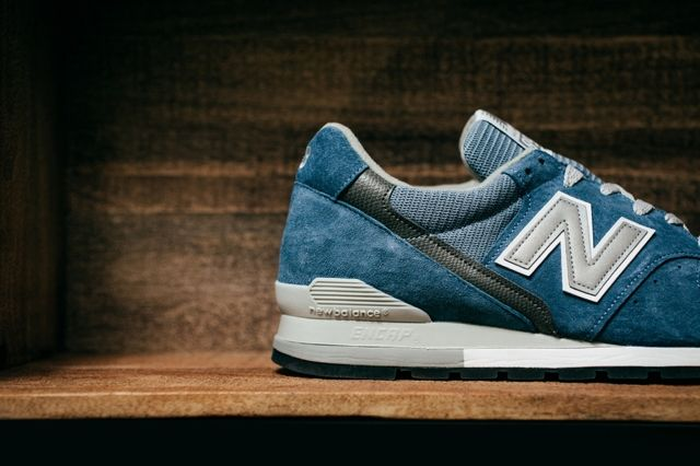 New Balance 996 Royal Blue Connissuer 2