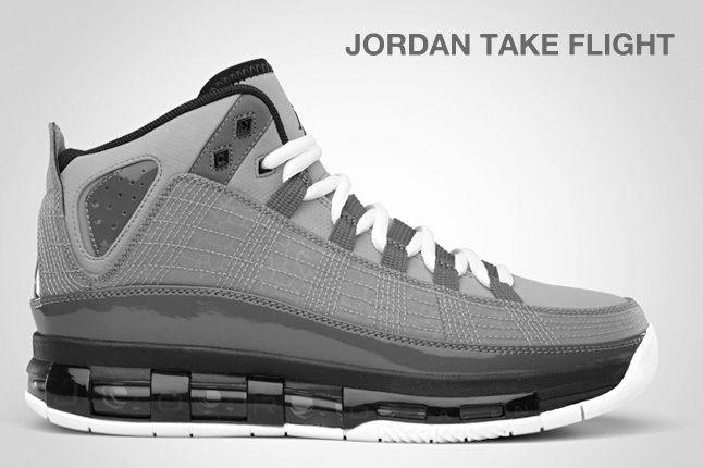 Jordan Take Flight Grey 2