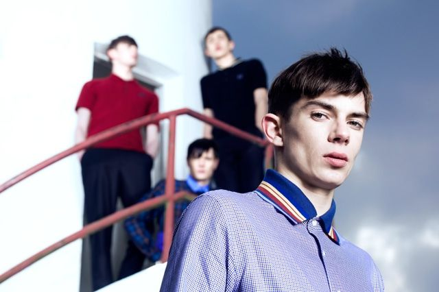 Raf Simons Fred Perry Aw13 Collection 1