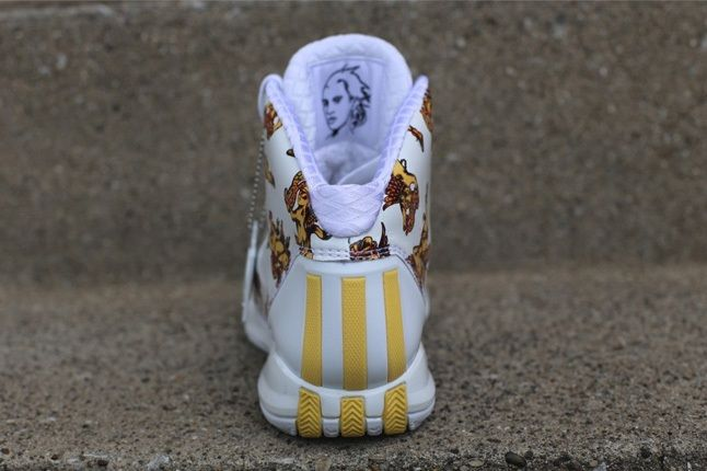 Adidas Drose 3 5 Jeremy Scott Heel Profile 1
