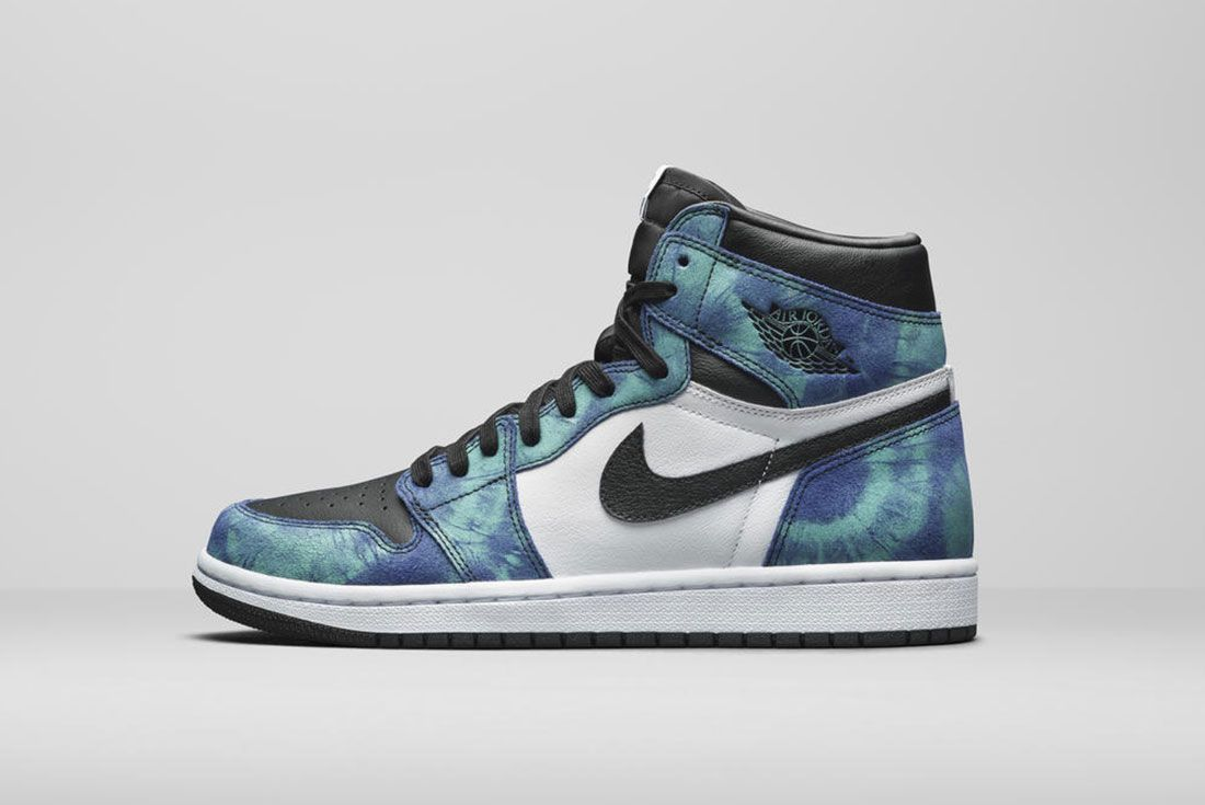 Jordan Brand Summer 2020 Air Jordan 1 Tie Die Lateral