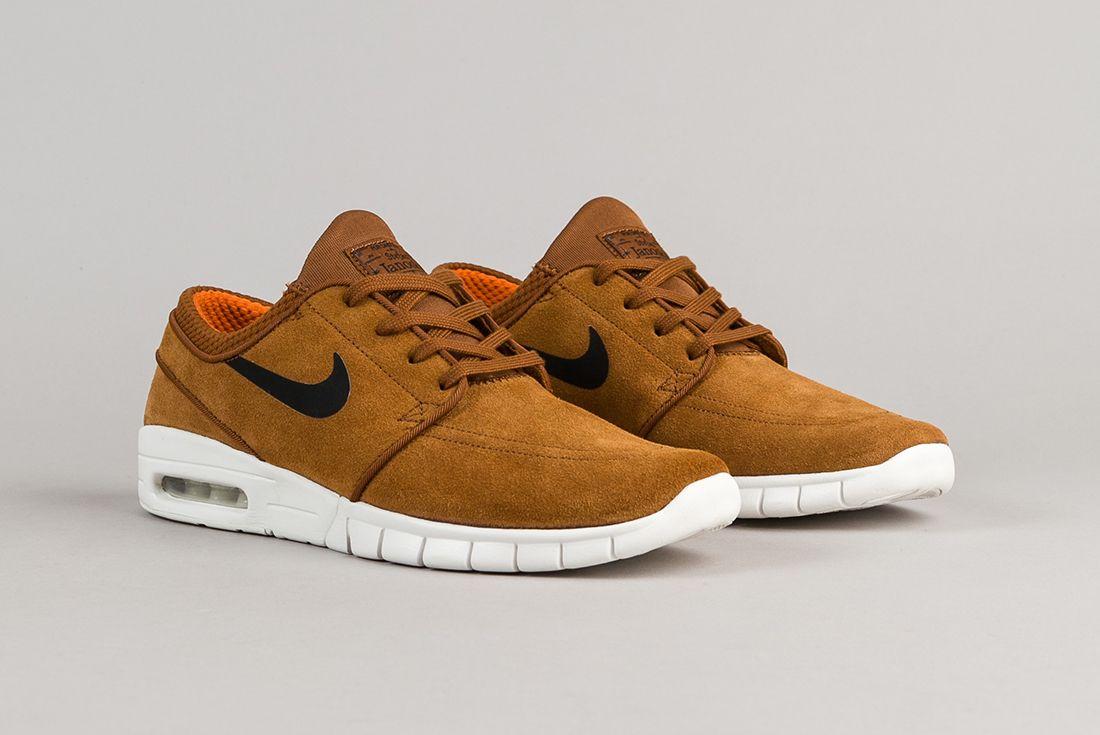 Nike Sb Janoski Max Hazelnut 4