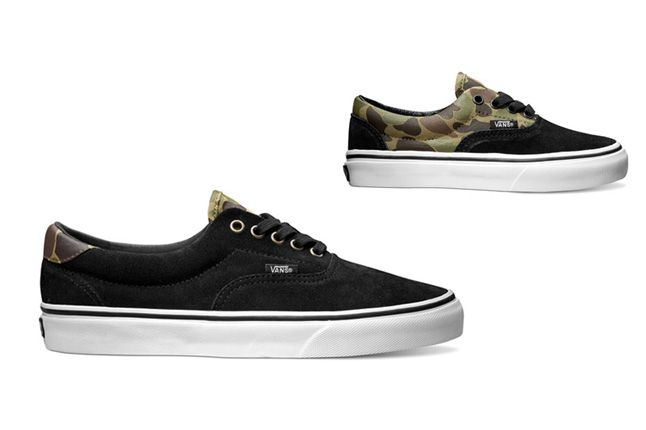 Vans Classics Camo Pack Era 59 And Era Spring 2013 1
