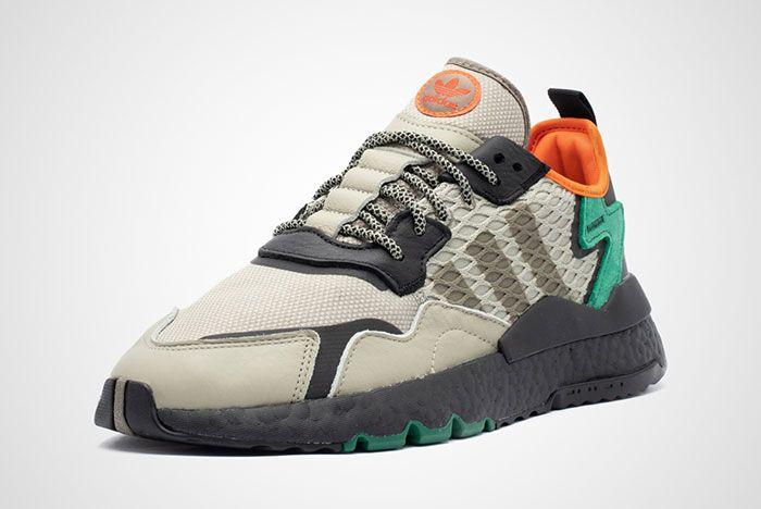 Adidas Ee5569 Nite Jogger Front Angle