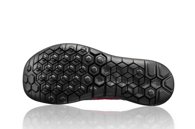 Nike Free Flyknit 3 Pnk Sole