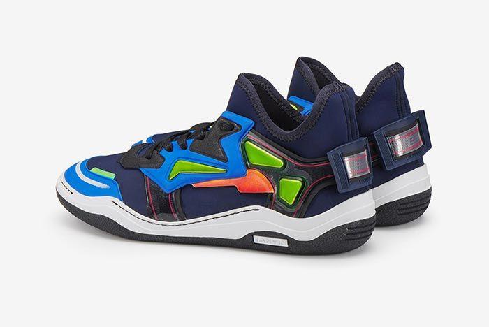Lanvin Diving Sneaker Release Date 5