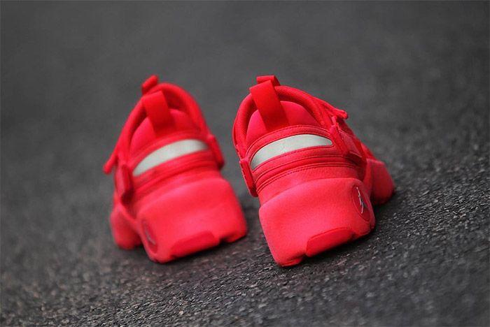 Jordan Trunner Crimson Red 8