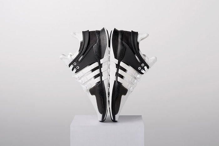 Adidas Eqt Adv 91 16 Blackwhite Feature