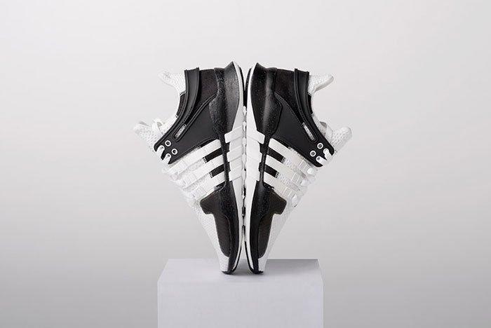 Adidas Eqt Adv 91 16 Blackwhite Feature