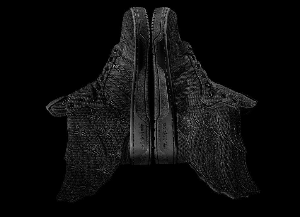 Asap Rocky Jeremy Scott Adidas Originals Js Wings 2 Black Flag Official 09