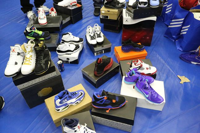Sneaker Con Charlotte Jordan 1