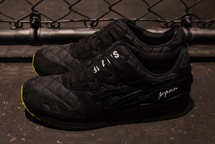 Beams X Mita Sneakers X Asics Gel Lyte Iii Souvenir Jacket10