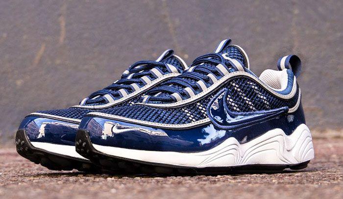 Nike Air Zoom Spiridon 16 Blue 5