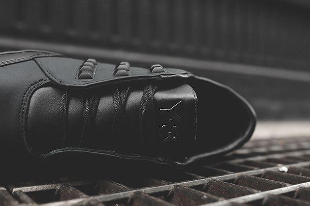 Adidas Y 3 Honja Triple Black Stud Pack 8