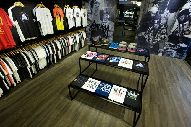 Stussy Singapore Tribe Store Main Overview 1