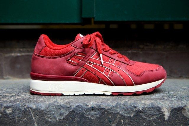 Asics Hal Bricks And Mortar Red 640X4261