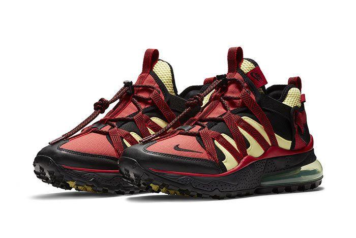 Nike Air Max 270 Bowfin Burgundy 1