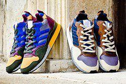 Kazuki X Adidas Zxz 930 Foot District Thumb