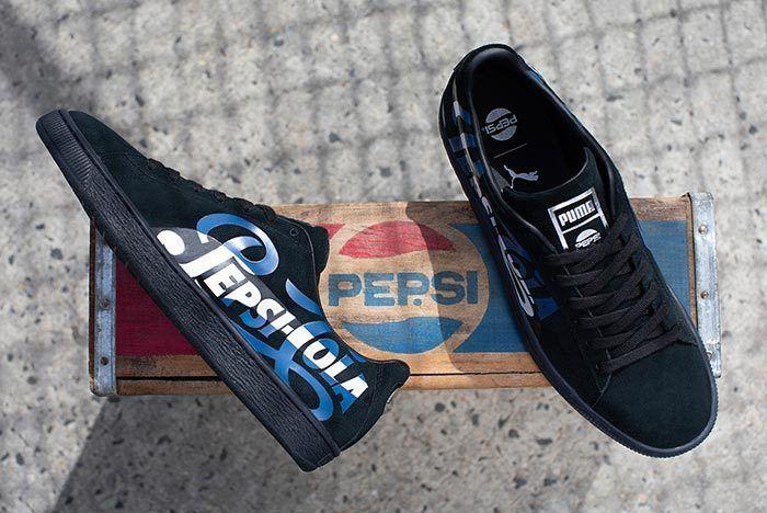 Pepsi Puma Suede 13